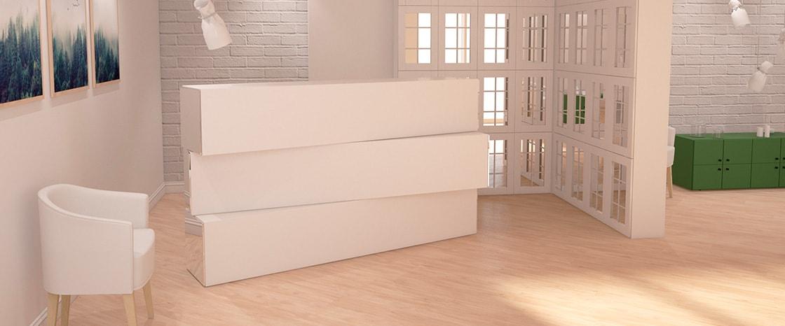 Оборудуем офис качественной мебелью
